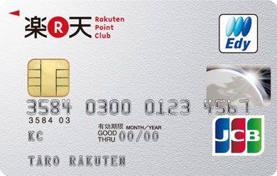 楽天カード券面画像